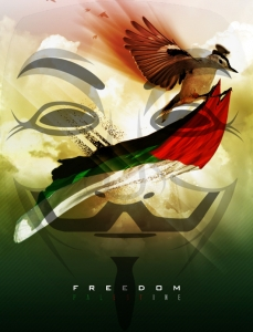 #Opisrael Anonymous