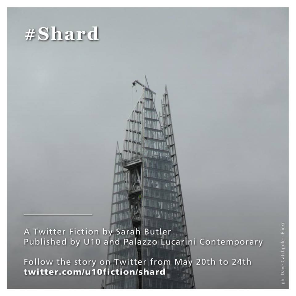 copertina #shard