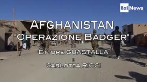 Afghanistan Operazione Badger
