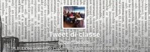 A scuola con Twitter