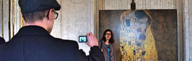 Aura-selfie-Klimt
