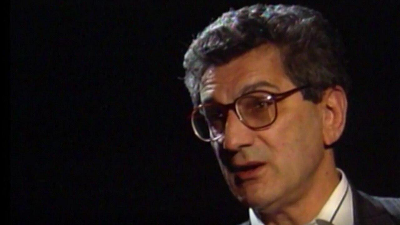 Toni Negri intervistato da Sergio Zavoli per La notte della Repubblica.